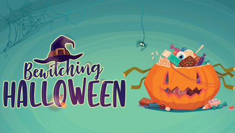 Celebrate Halloween at FairPrice Finest Bewitching Halloween event