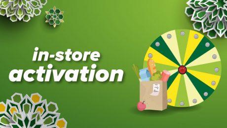 FairPrice Hari Raya in-store activities