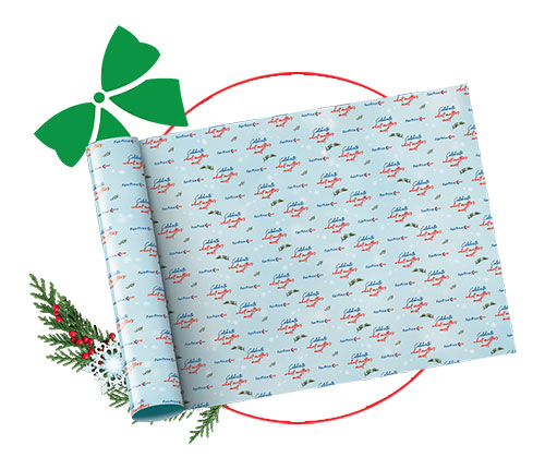FairPrice Xtra - Free gift wrapper