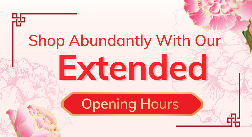 CNY Extended Hours