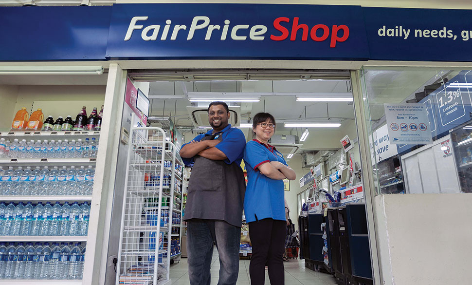 FairPrice Shop