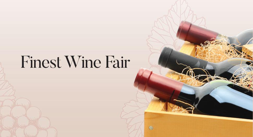 Finest Wine Fair