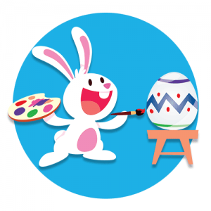 Xtra Easter - Egg Painting
