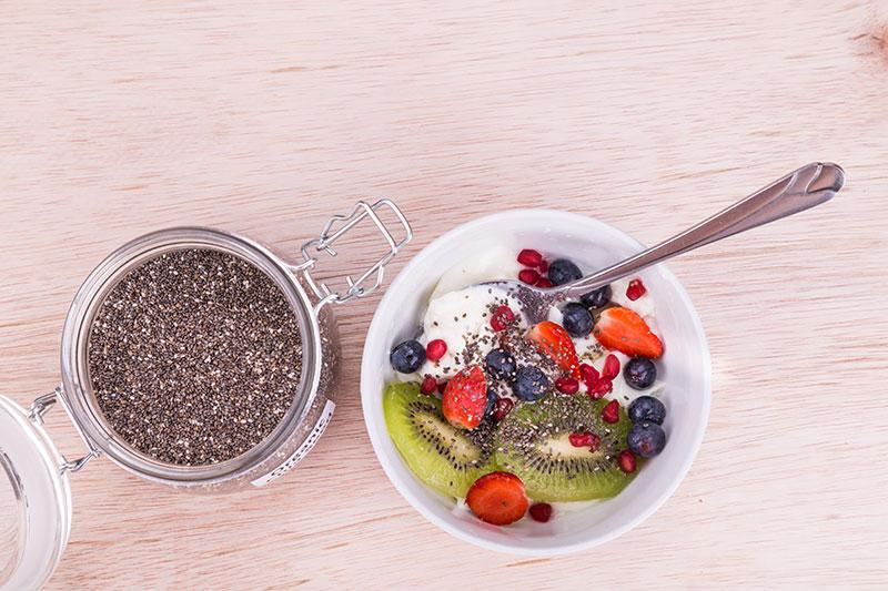 5 Best Foods to Break Your Fast - Yogurt