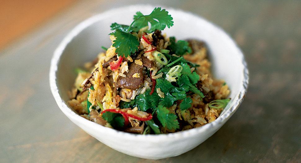 Jamie Oliver - Beef Fried Rice