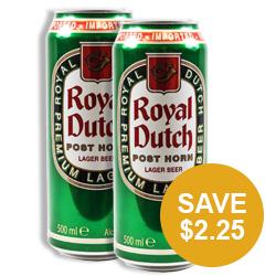 Royal Dutch Beer