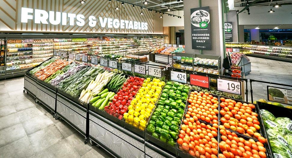 Xtra Fruits and Veg