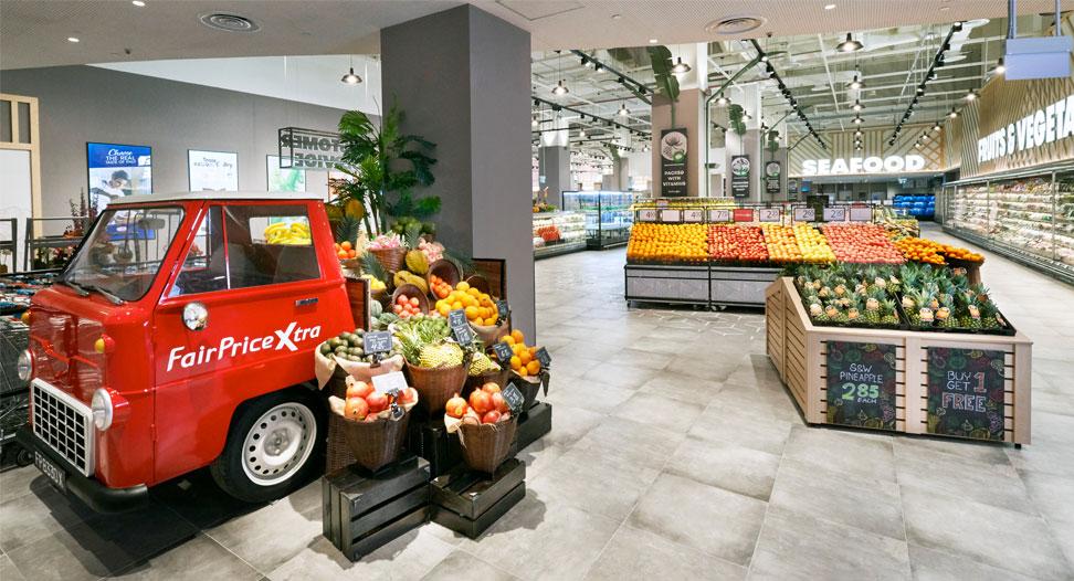 Xtra Fruit Truck