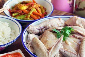 Recipes Ah Ma's Chicken Rice