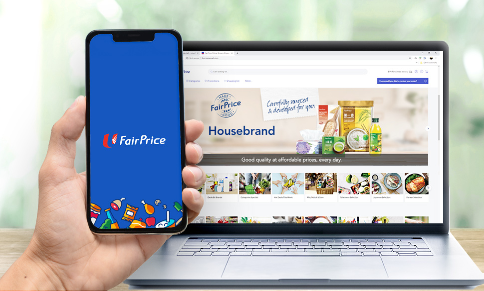 FairPrice-e-commerce