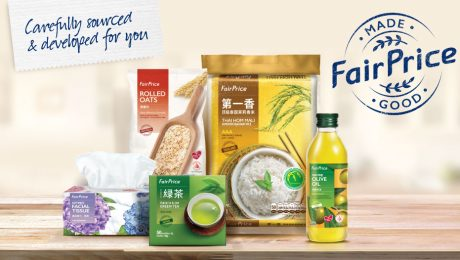 FairPrice Housebrand Refresh Roadshow