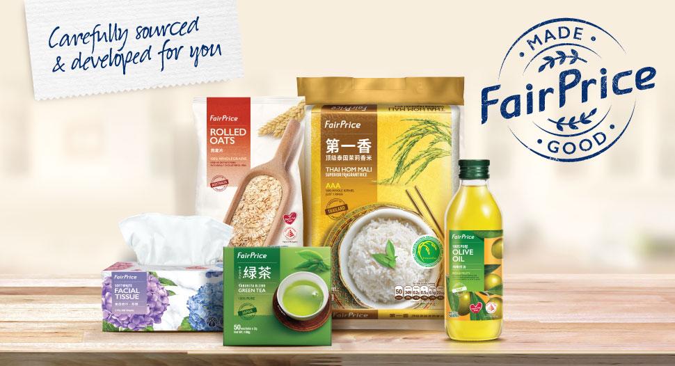 FairPrice Housebrand Refresh Roadshow