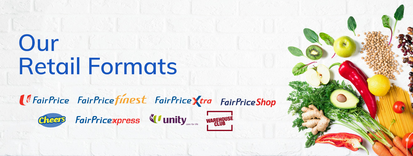 Our Retail Formats