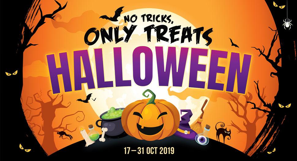 FairPrice Finest Halloween