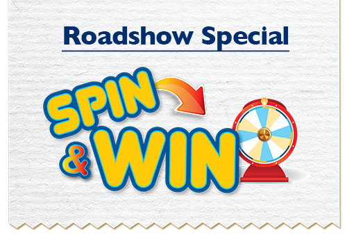FairPrice Xtra - Spin and Win