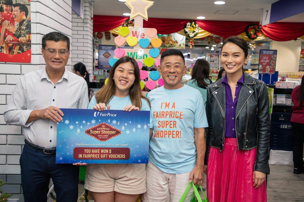 FairPrice Super Shopper 28 Nov - Chua Chee Kian ($3,350)@ 3pm-Northpoint-City