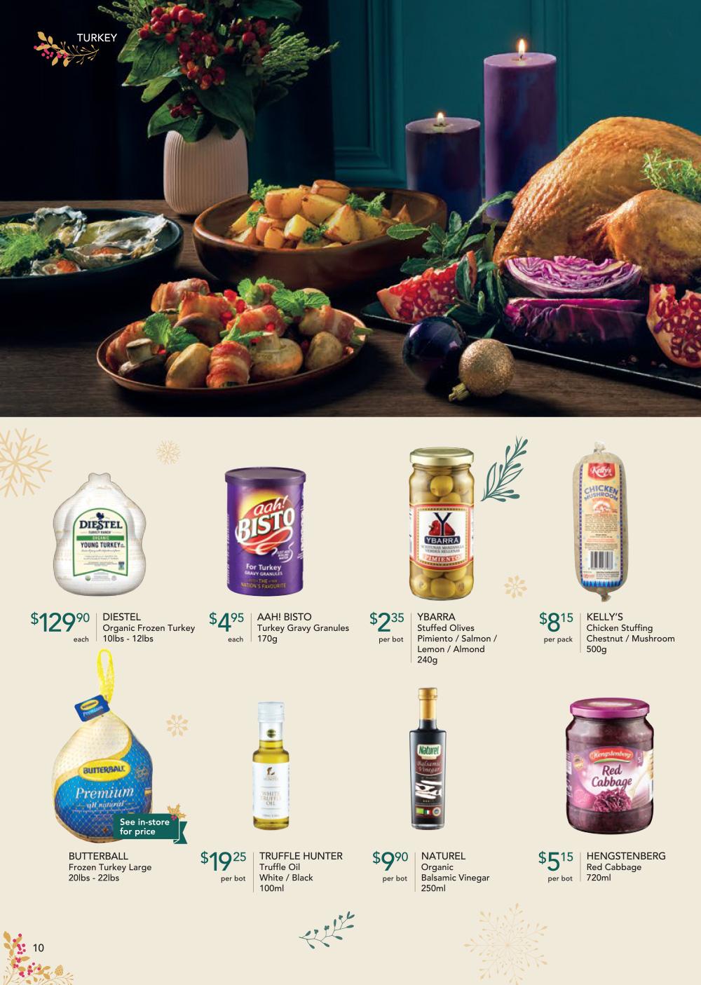 FairPrice Finest Christmas Catalogue 2019 - Turkey