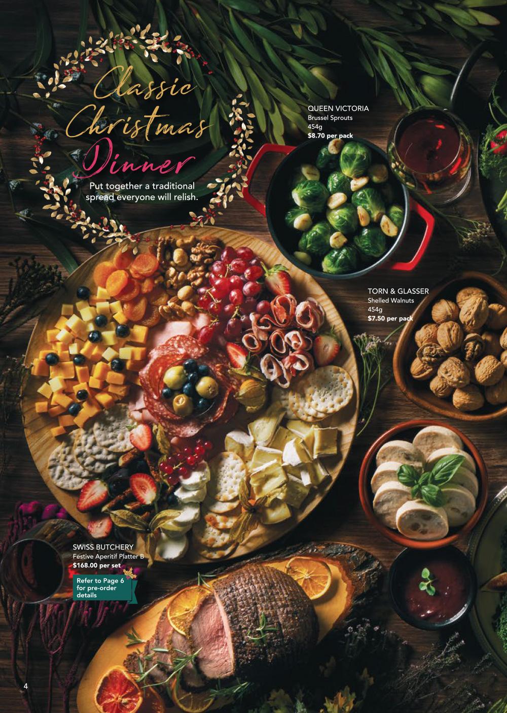 FairPrice Finest Christmas Catalogue 2019 - Christmas Dinner