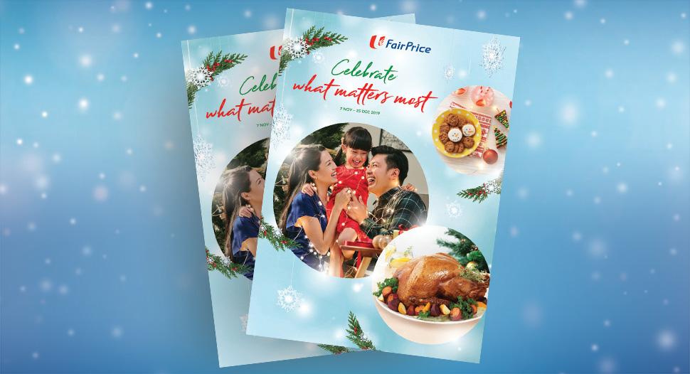 FairPrice Christmas Catalogue 2019