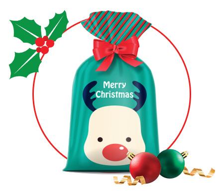 FairPrice Xtra Santa's Sweet Treats