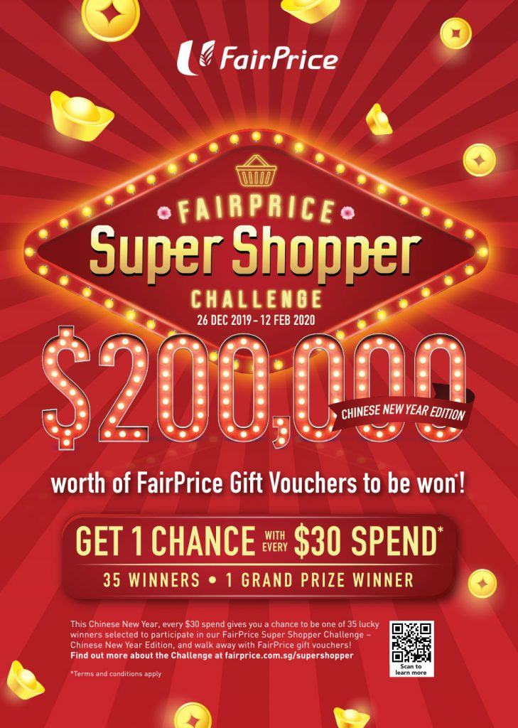 FairPrice Chinese New Year-Catalogue Super Shopper
