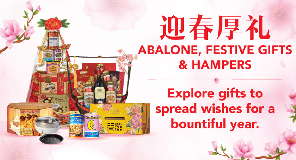 Shop your CNY essentials
