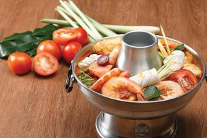 Knorr Lucky Steamboat