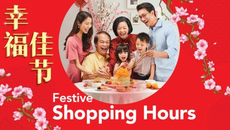FaiPrice Festive Shopping Hours
