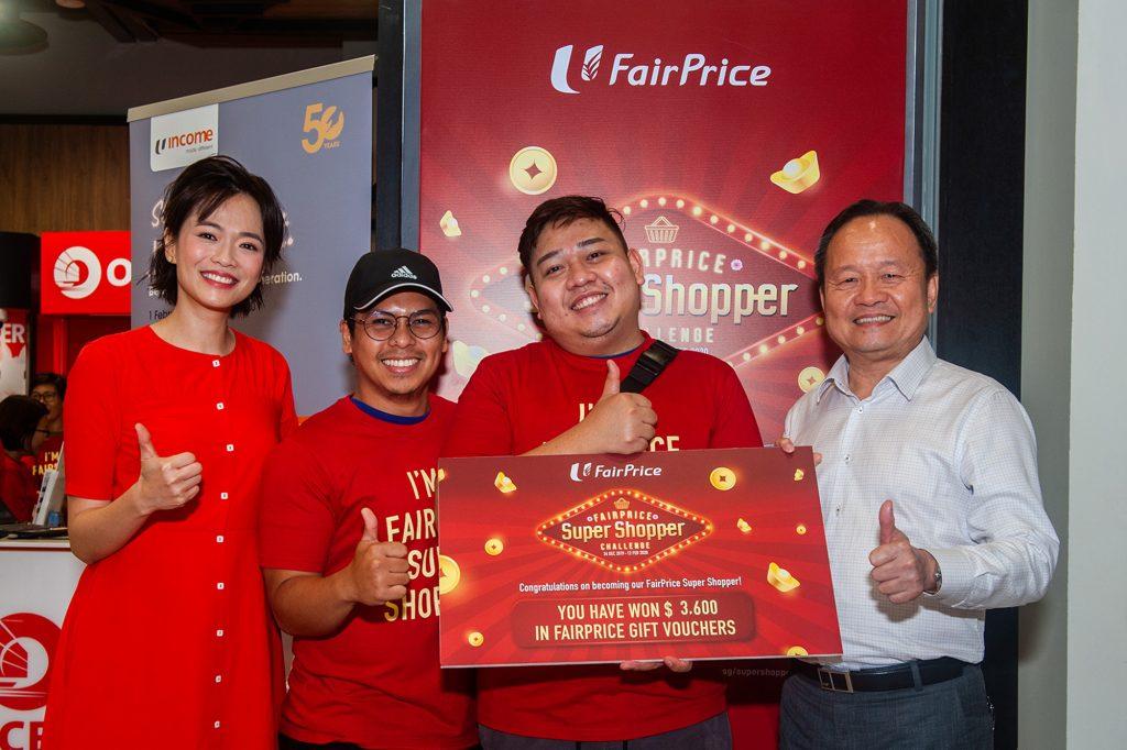 Super Shopper 6 Feb 3pm Top Winner - Bacusa Eamon Fregil won $3,600