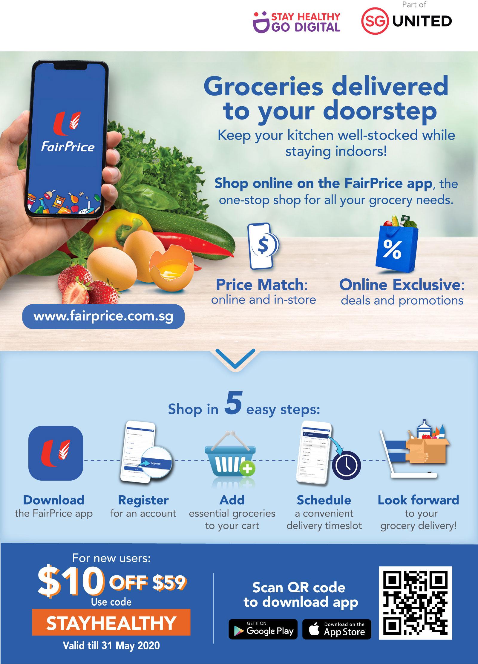 IMDA - Stay Healthy, Go Digital!