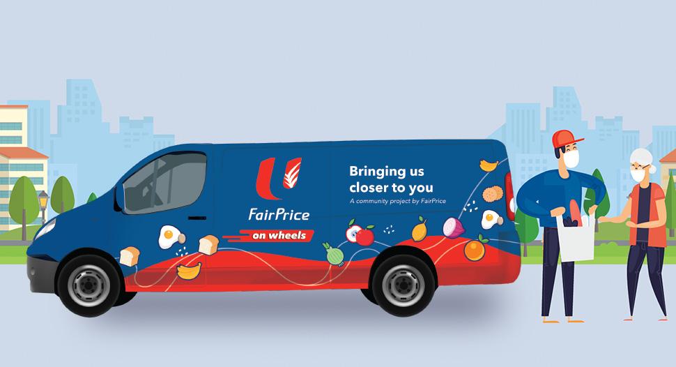 FairPrice on Wheels