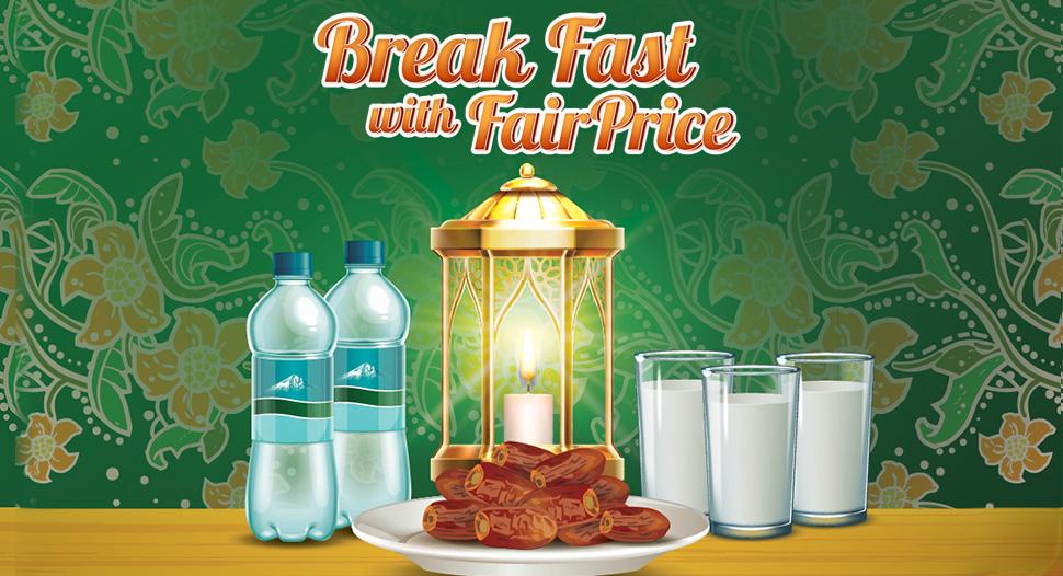Hari Raya at FairPrice