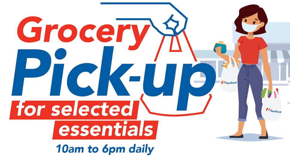 FairPrice Grocery Pick-up