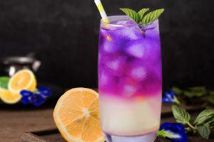 Galaxy Lemonade Soda Recipe