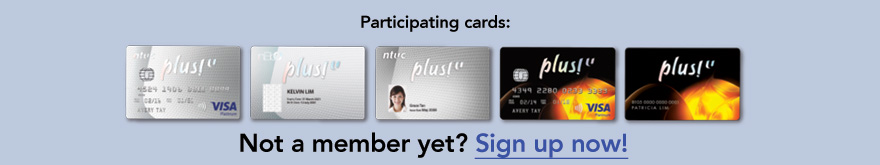 FairPrice - 10 Million LinkPoints - Be a Plus! member