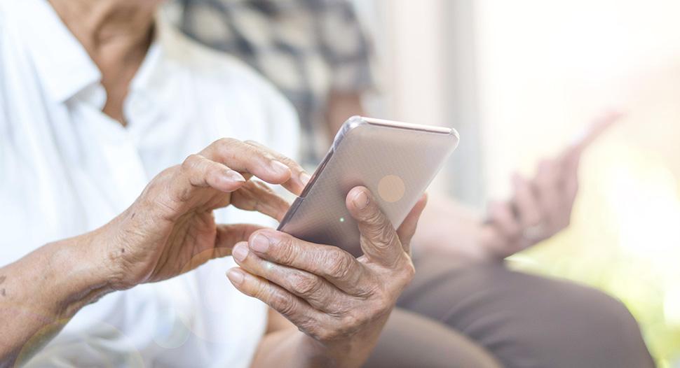 Improving digital literacy in seniors