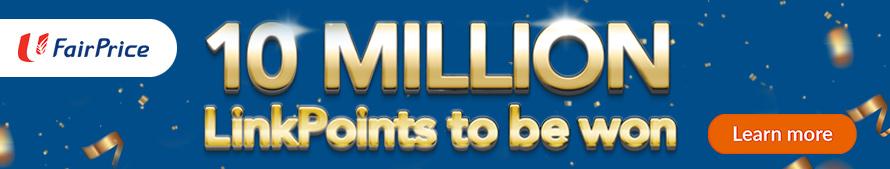 FairPrice 10 Million LinkPoints