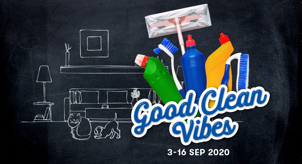 FairPrice Xtra - Good Clean Vibes Sale