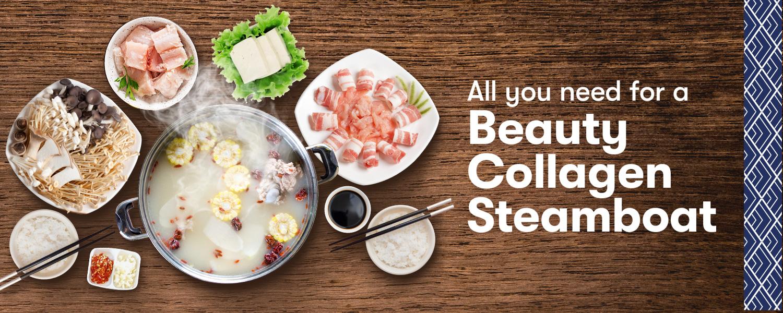 Beauty Collagen Steamboat