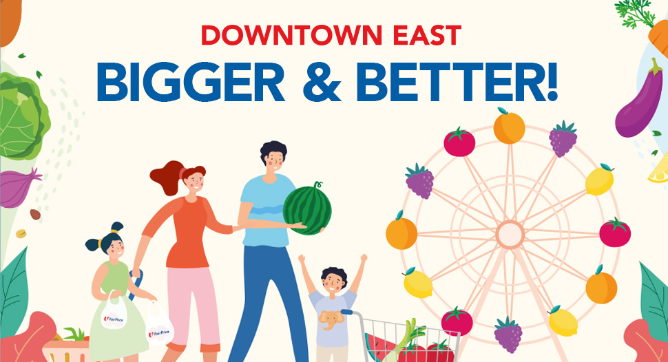 Downtown East - Bigger & Better