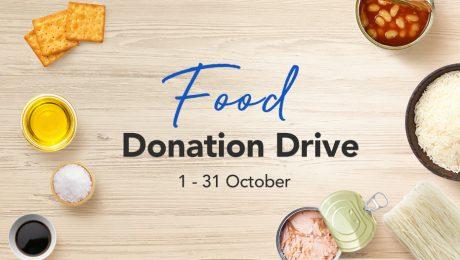 FairPrice Food Donation Drive