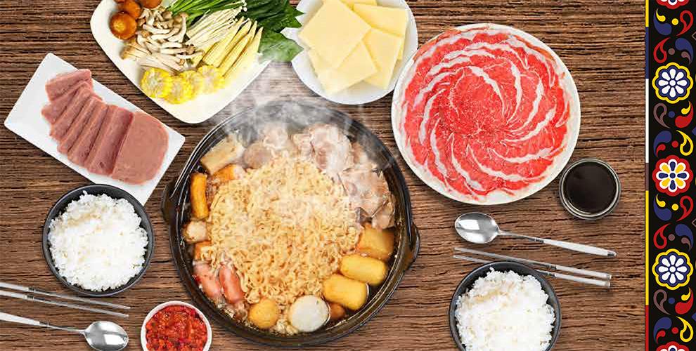 Korean Army Stew