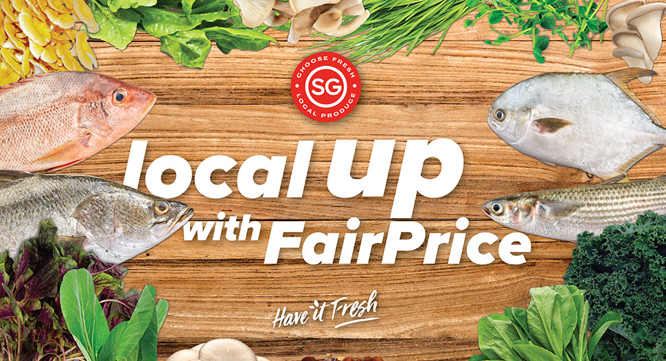 Join FairPrice in supporting local!