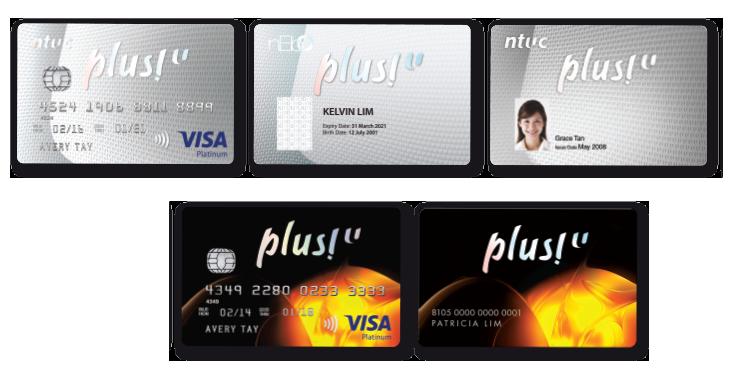 OCBC Plus! Cards