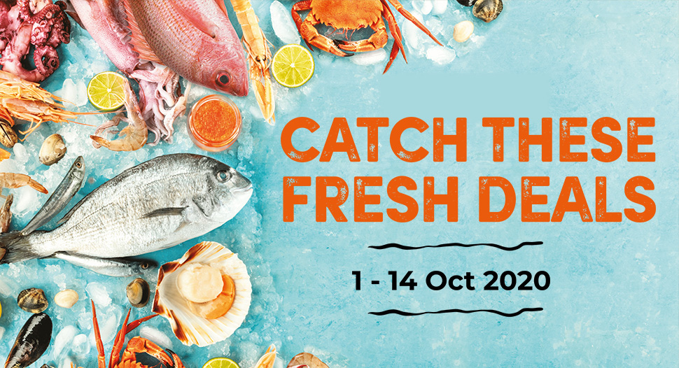 National seafood month