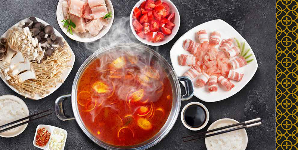 Sweet Tangy Tomato Steamboat