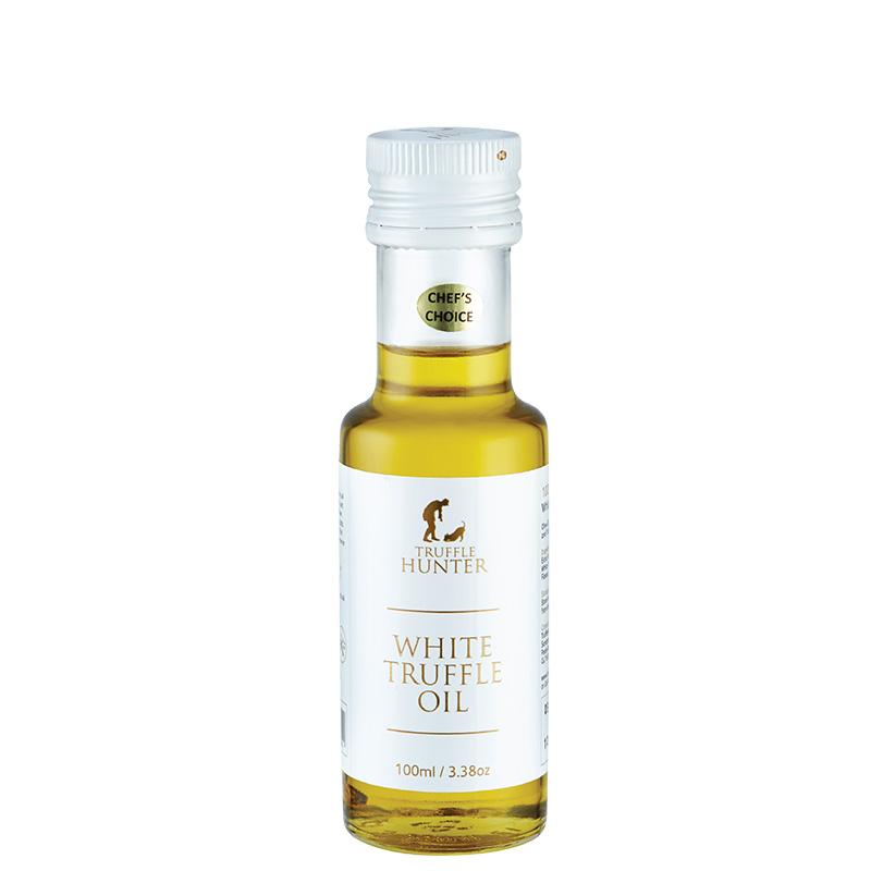 TRUFFLE HUNTER Truffle Oil White/ Black