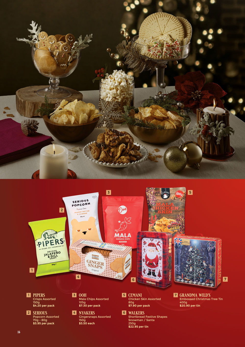 FairPrice Finest Christmas Catalogue 2020 - the Classy Buddy