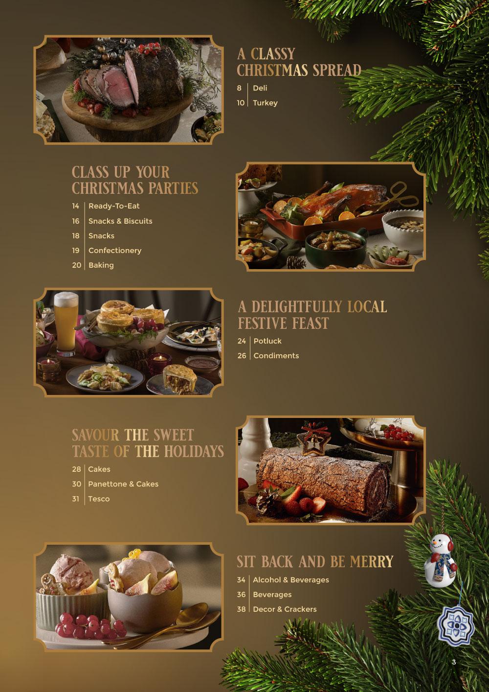 FairPrice Finest Christmas Catalogue 2020