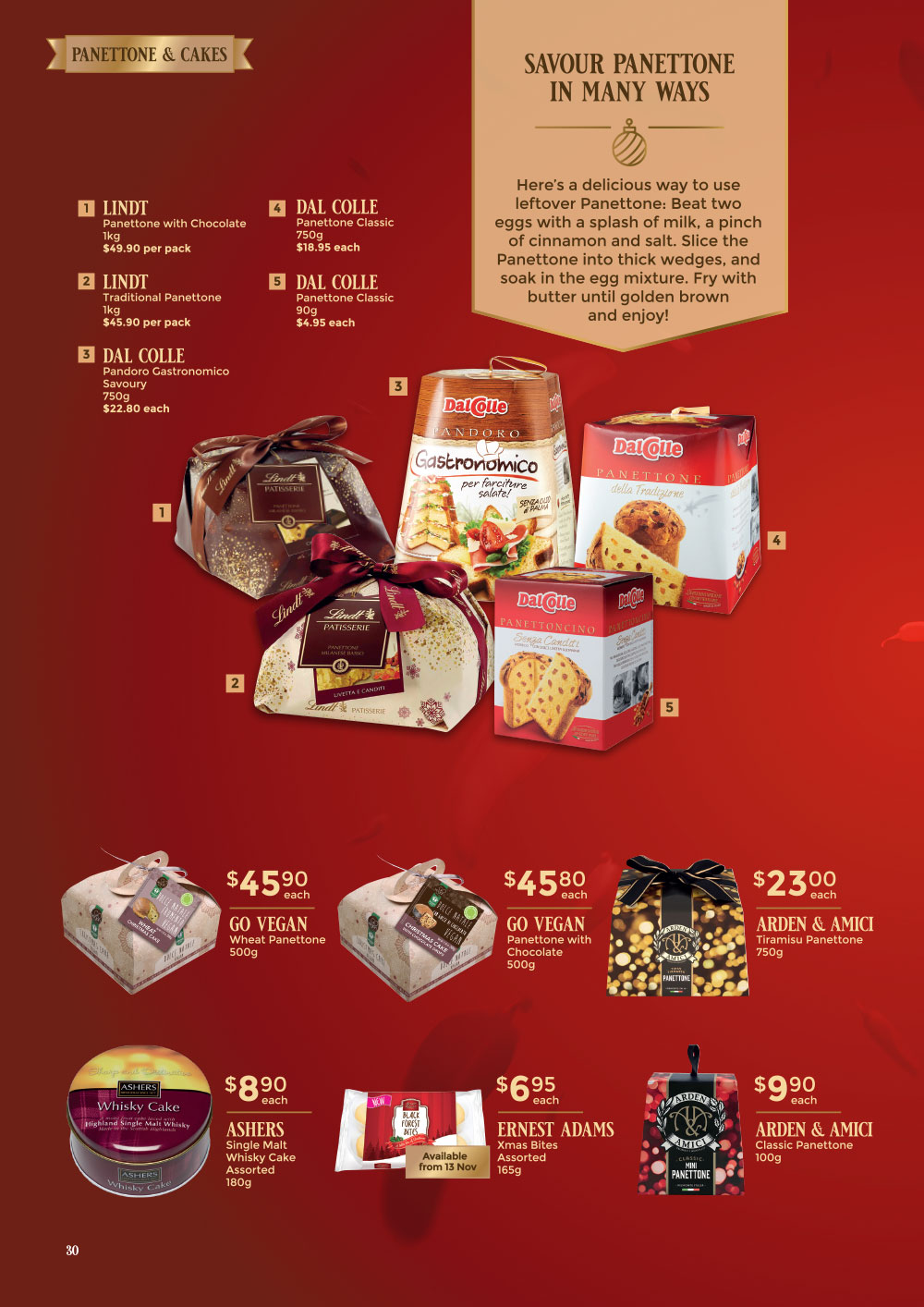 FairPrice Finest Christmas Catalogue 2020 - Easygoing Pal